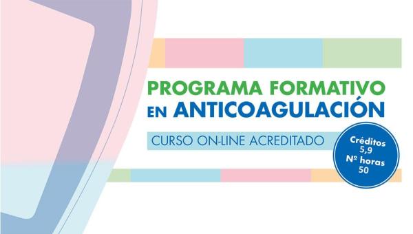 Programa Formativo en Anticoagulación (por Ed. Edikamed)