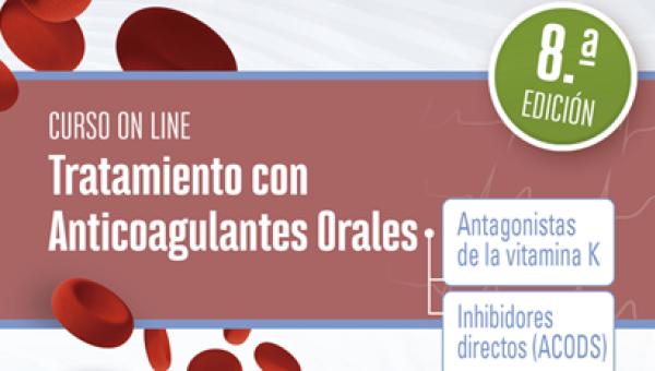 Programa Educación Continuada en el Tratamiento con Anticoagulantes Orales (por Ed. Acindes)