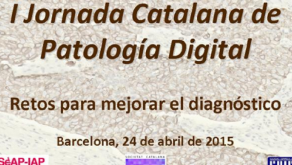 Jornada Patología Digital ICS 2015