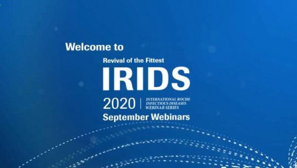 IRIDS 2020 - International Roche Infectious Diseases Symposium