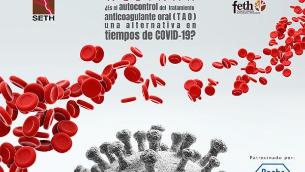 ¿Es el autocontrol del tratamiento anticoagulante oral (TAO) una alternativa en tiempos de COVID-19?