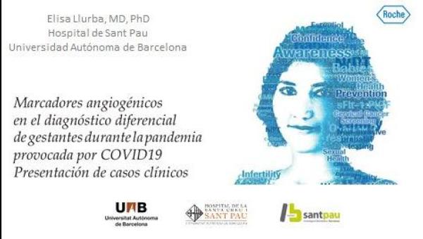 Marcadores angiogénicos en el diagnóstico diferencial de gestantes durante la pandemia provocada por COVID19
