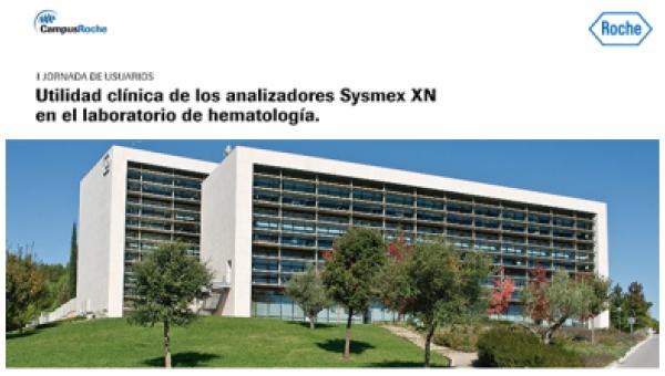 Jornada Utilidad Sysmex XN